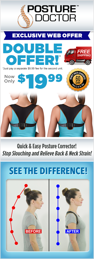 Order Posture Doctor™ Now!