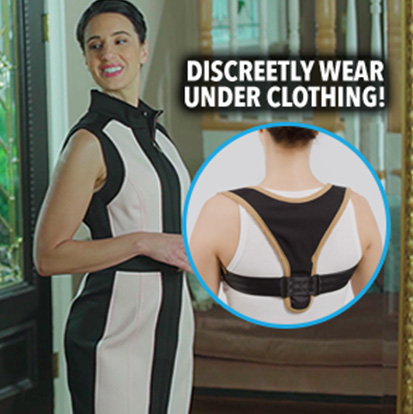 Discreetly wear under clothing